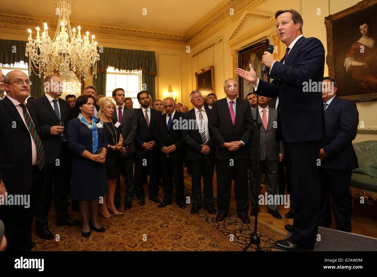 Nato Summit 2014 - Stock Image