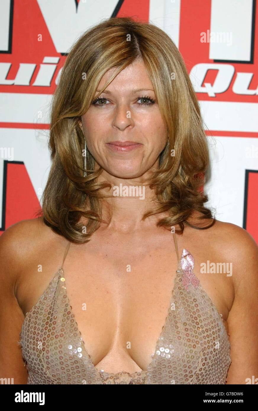 Kate Garraway TV Quick Awards 2004 - Stock Image