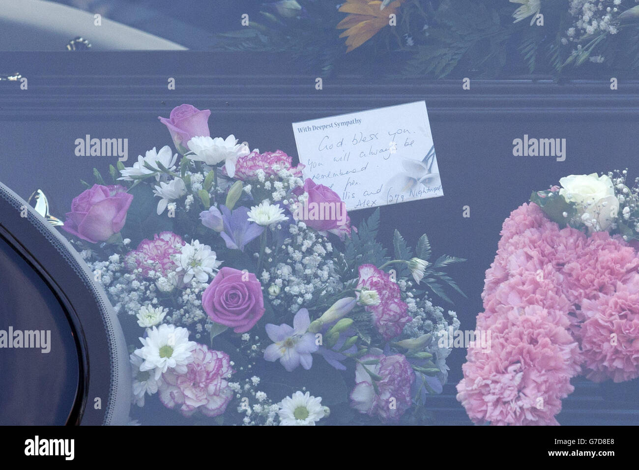 Note flowers lay next to the coffin of palmira silva stock photos search results for note flowers lay next to the coffin of palmira silva stock photos and images izmirmasajfo