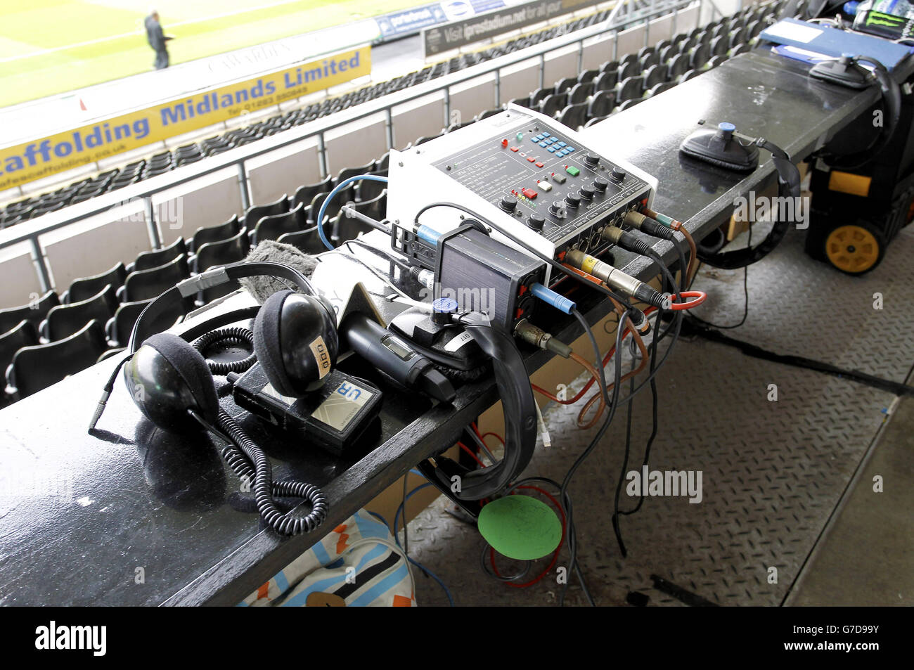 A General View Of The Ipro Stadium Stock Photos Wiring Instructions Capital One Soccer Cup Third Round Derby County V Reading