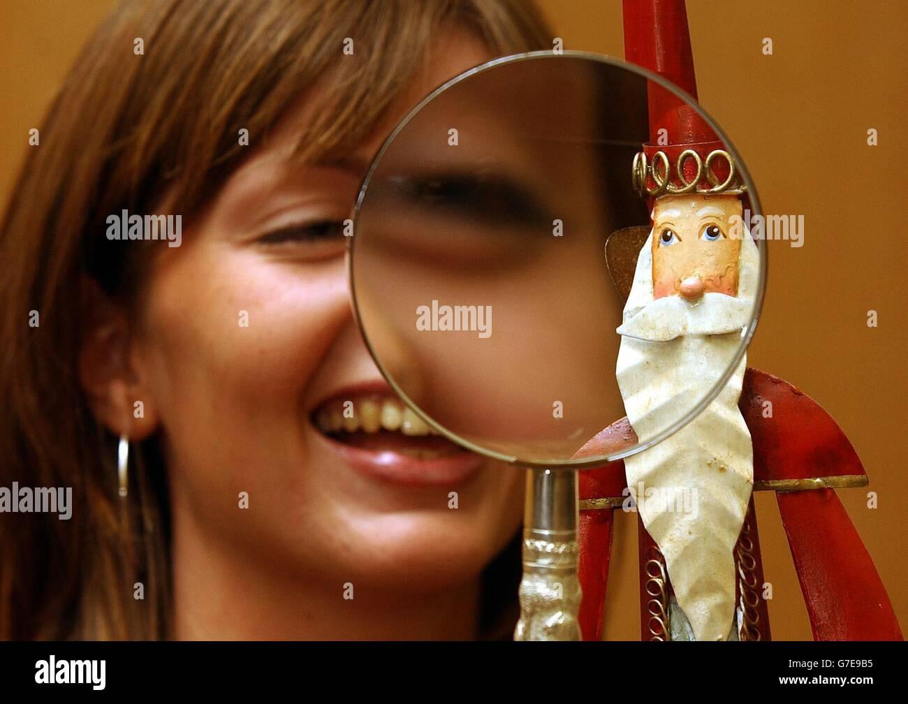 The Spirit of Christmas Show Stock Photo