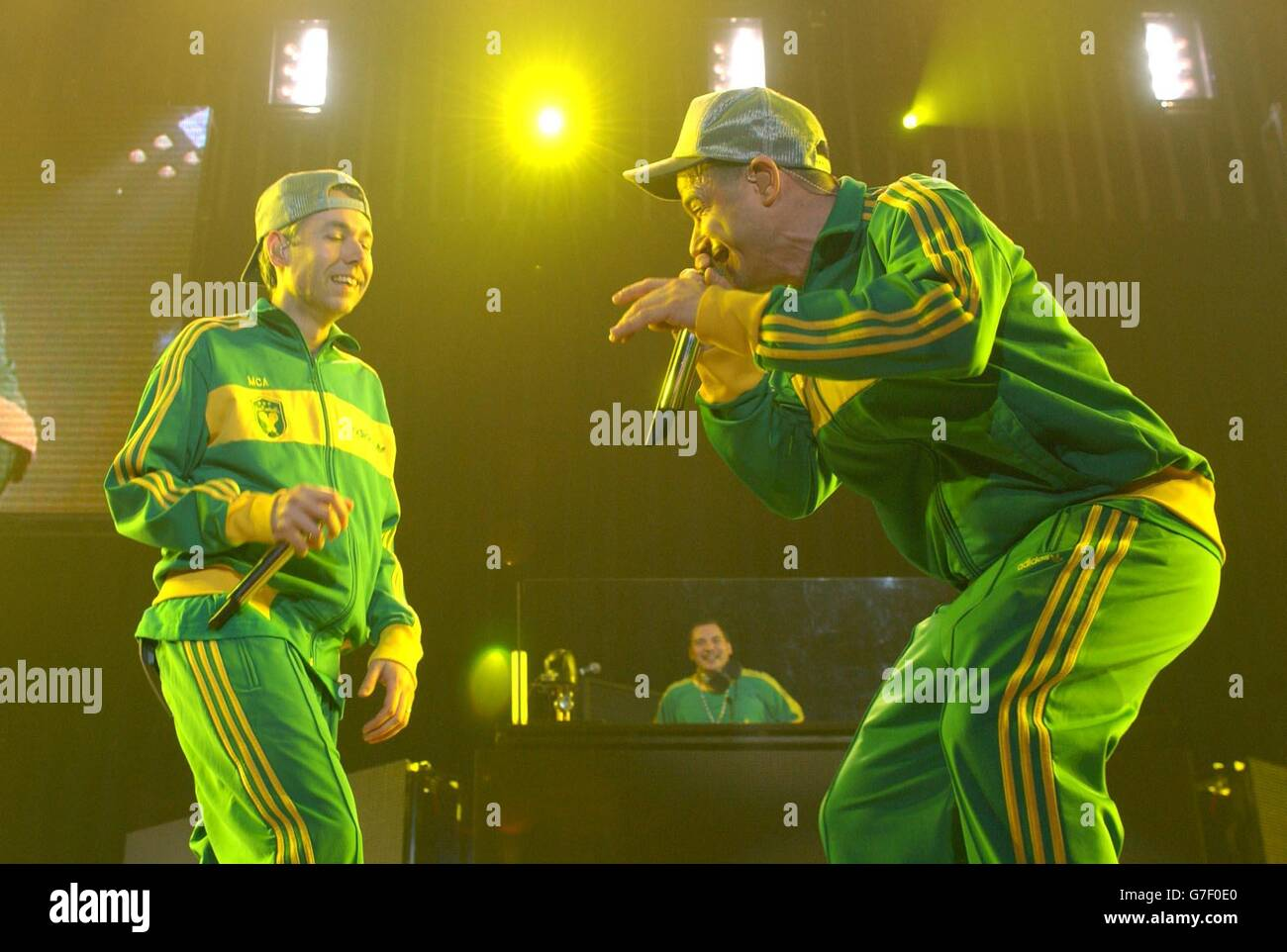 The Beastie Boys Stock Photo