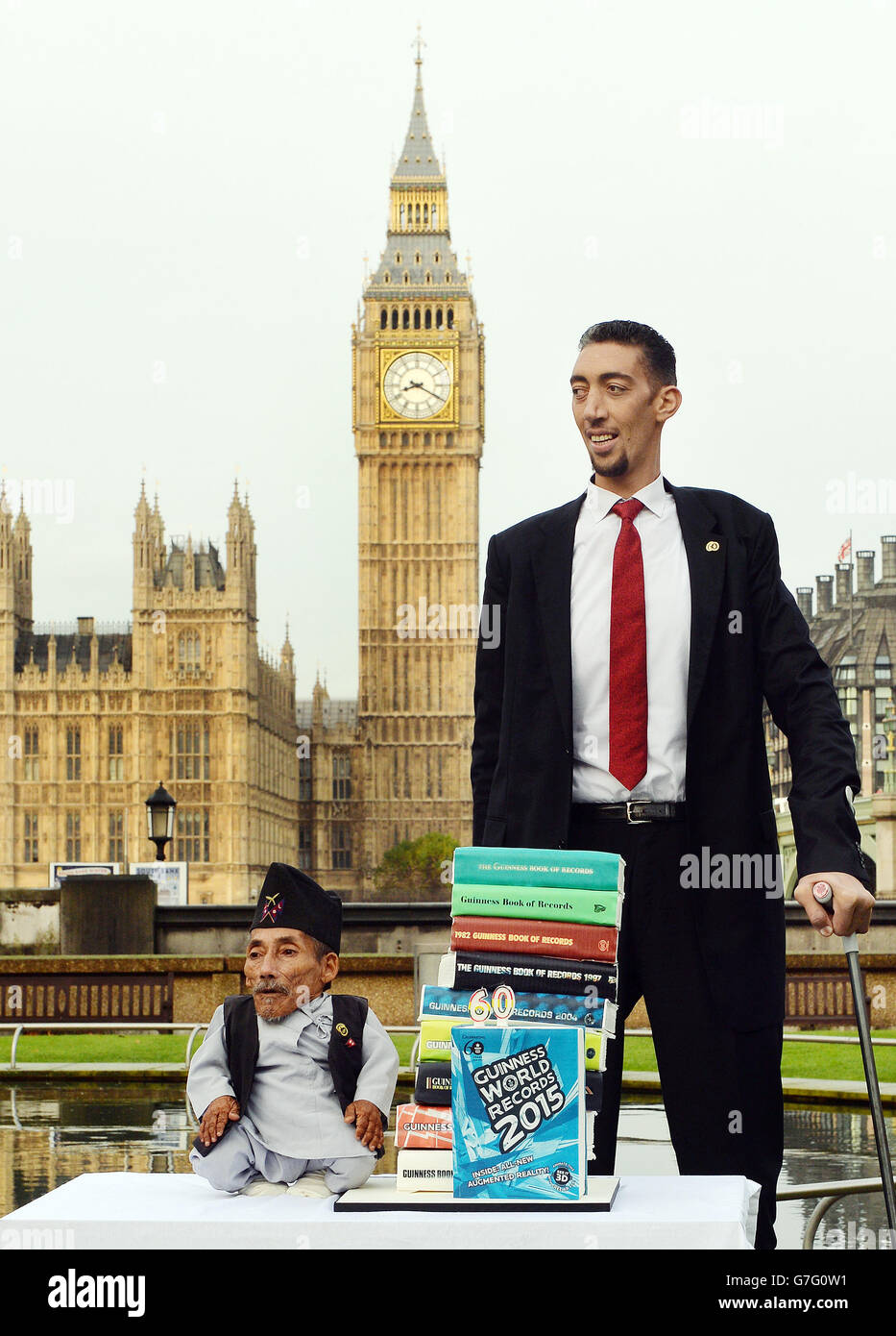 Guinness World Records Day 2014 - Stock Image