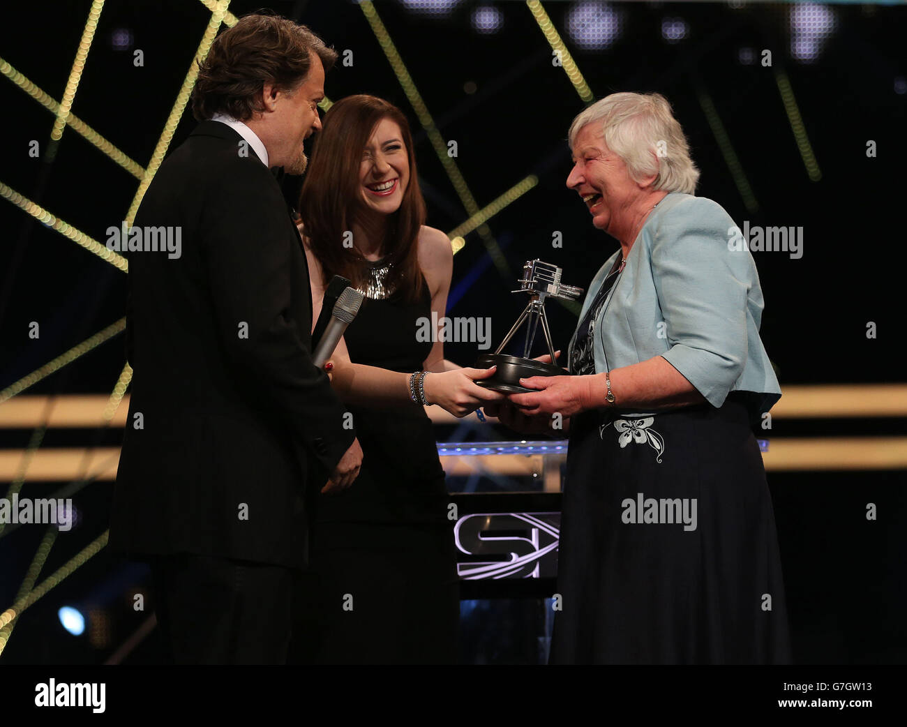 Sport - 2014 Sports Personality of the Year - SSE Hydro - Stock Image