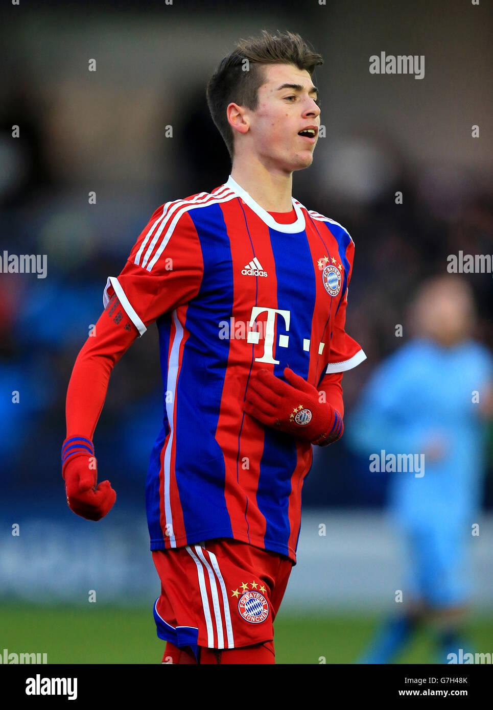 f769772b4 Soccer - UEFA Youth League - Group E - Manchester City v Bayern Munich -  Ewan Fields