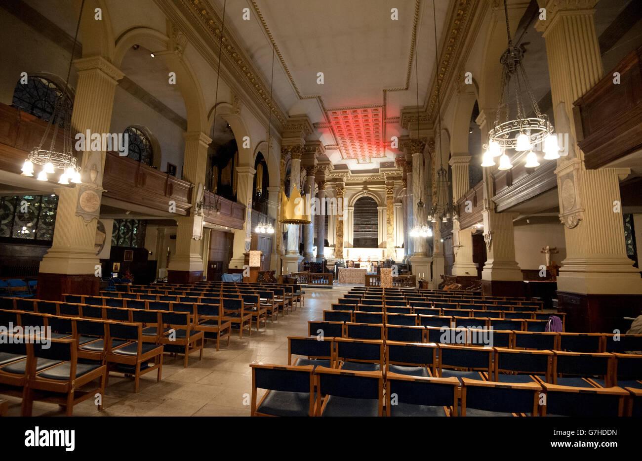 Birmingham Cathedral - General Views - Stock Image