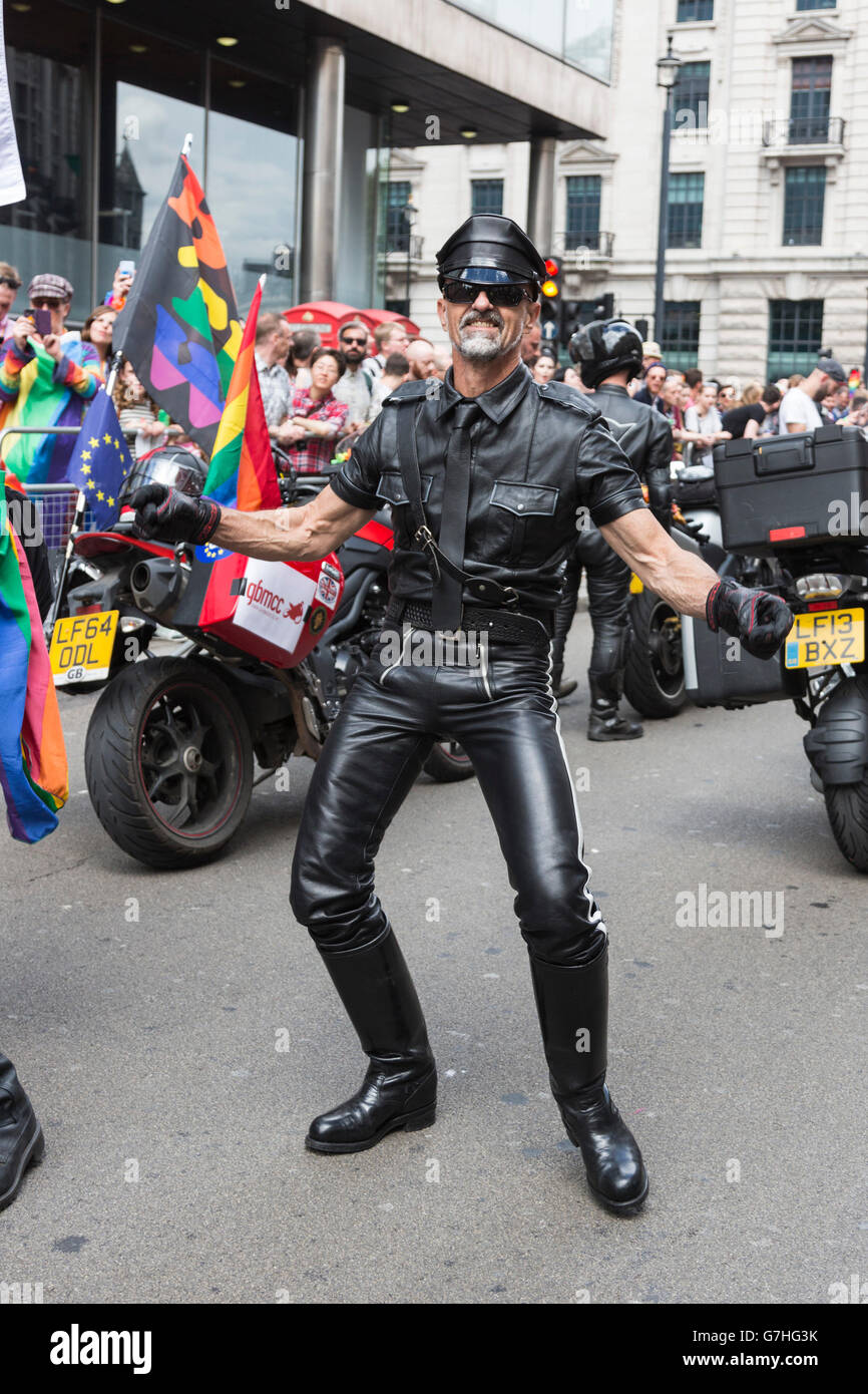 Gay bikers rock