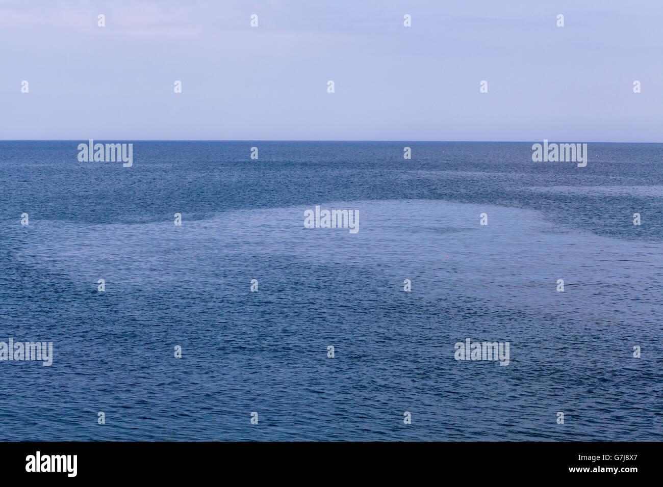 Atlantic Ocean view - Stock Image