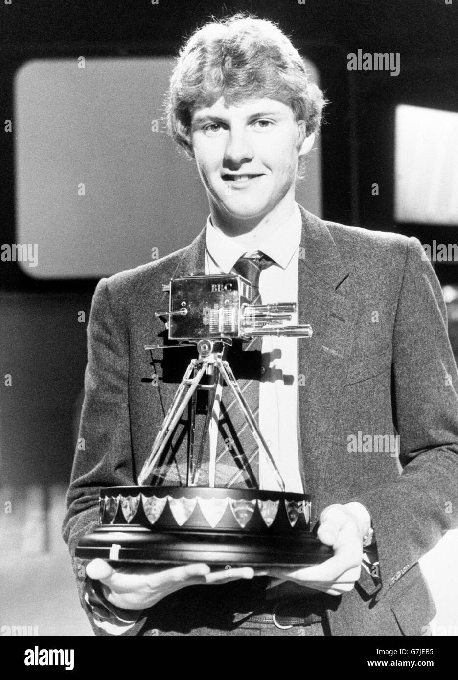 BBC Sports Personality of the Year - London - Stock Image