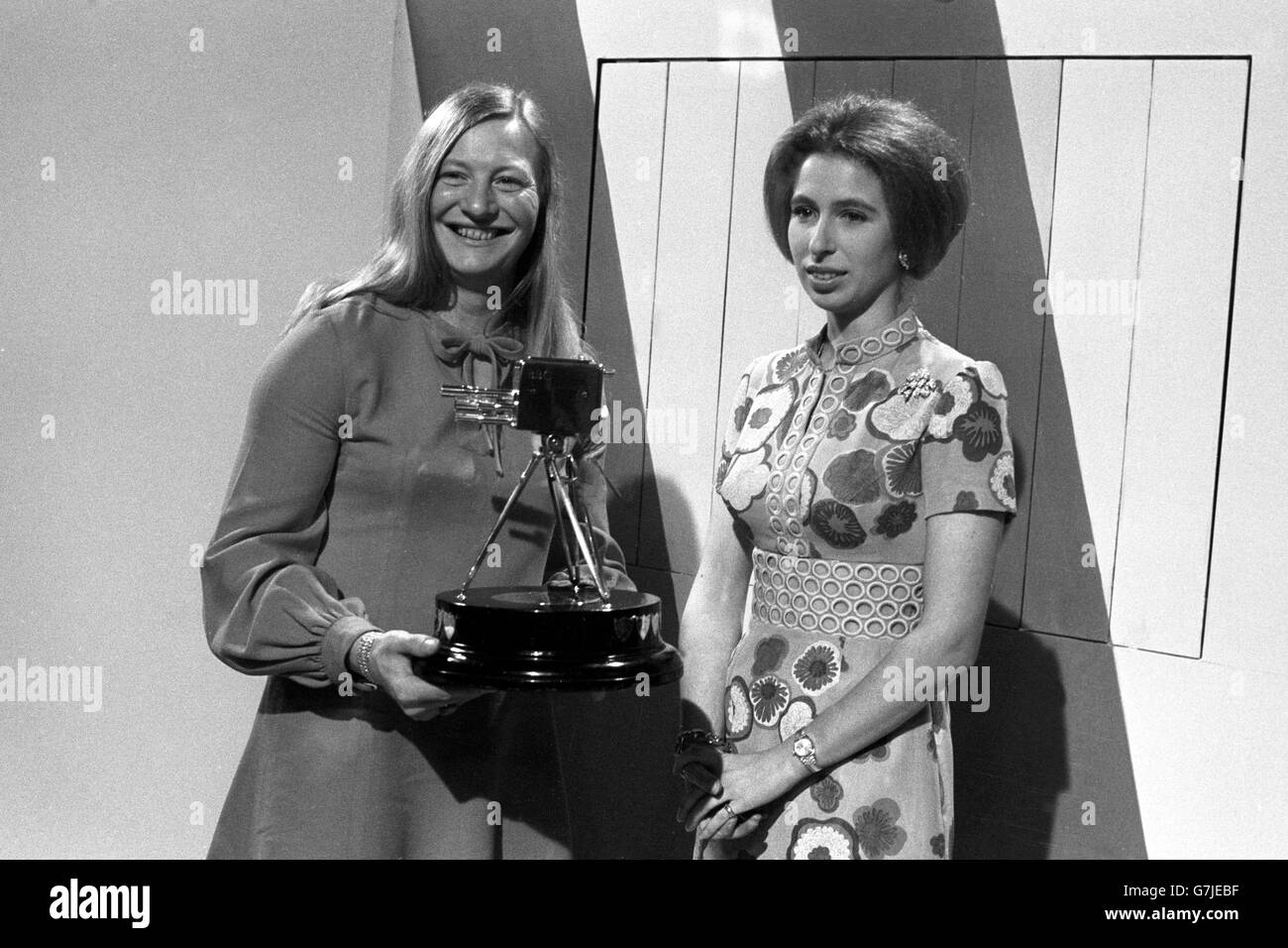 BBC Sports Personality of the Year - BBC TV Centre, London - Stock Image