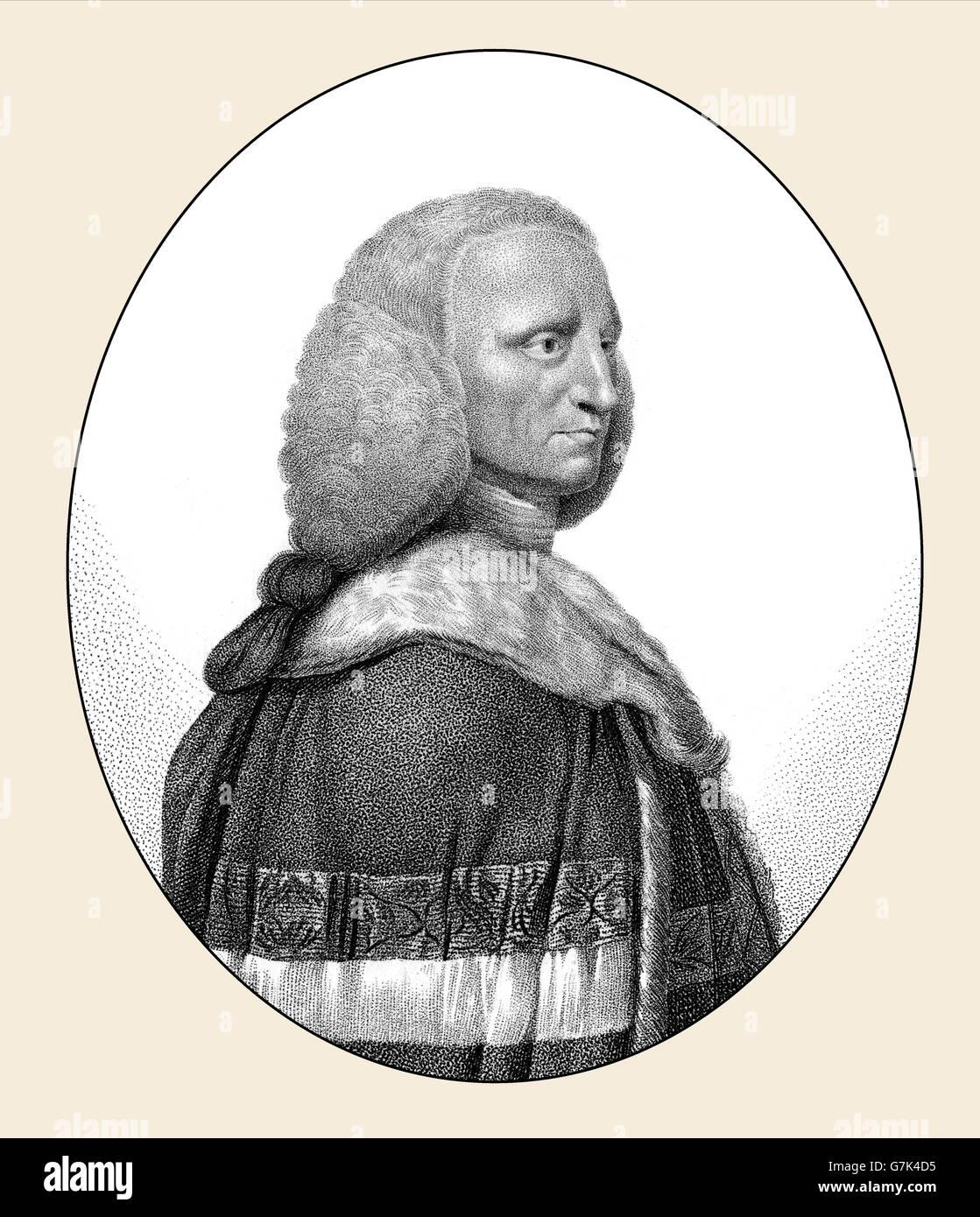 George Lyttelton commonplace book