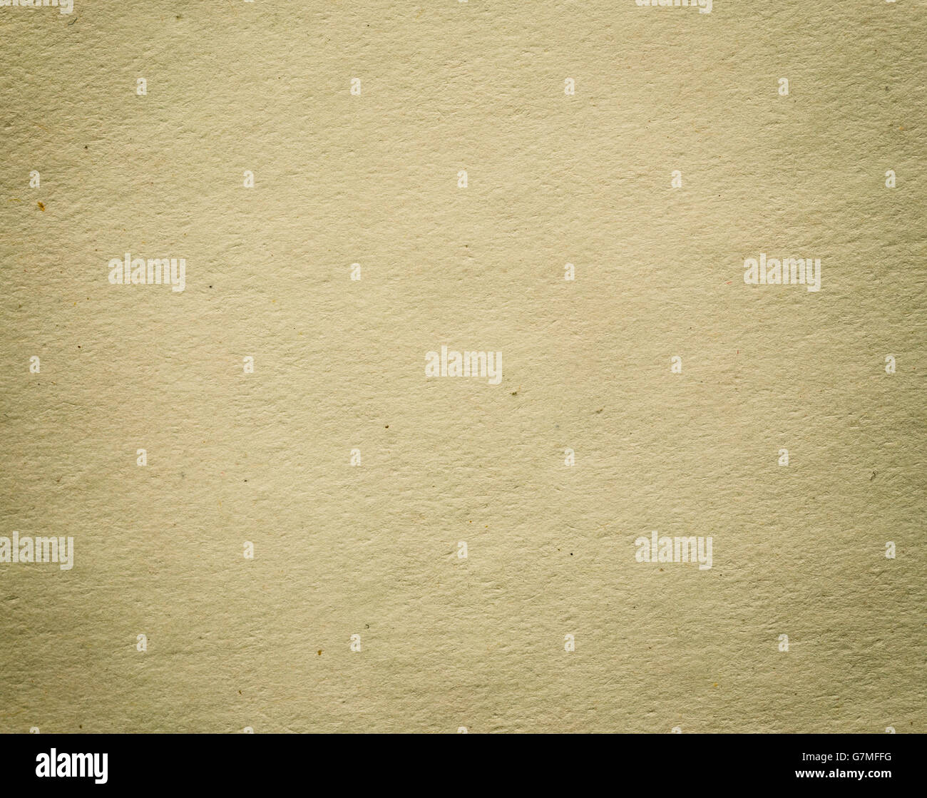 Old paper background from books page design element - Stock Image