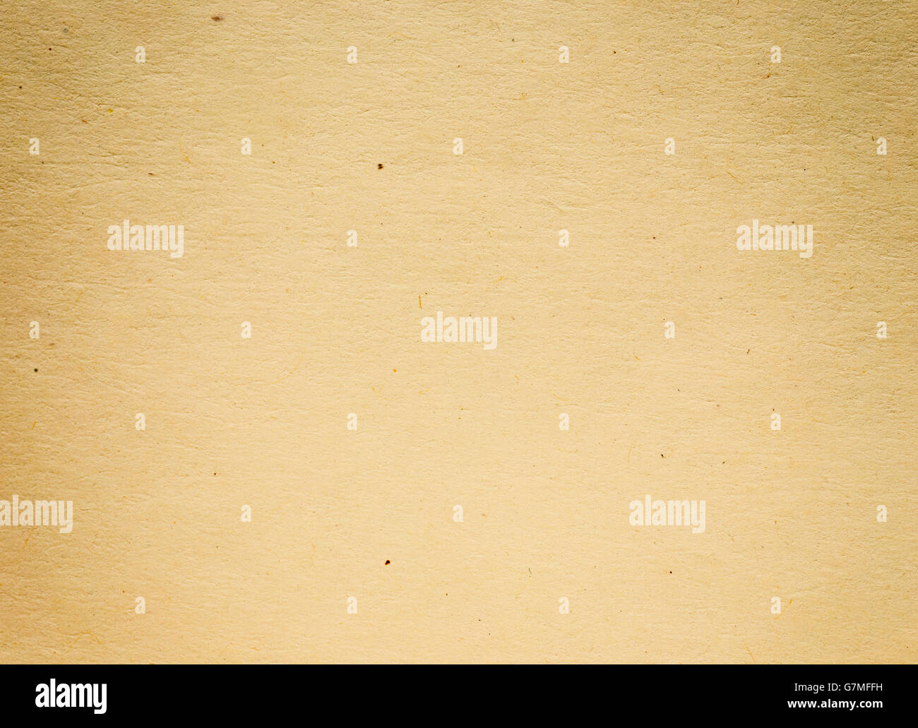 Vintage paper texture with copy space - Stock Image