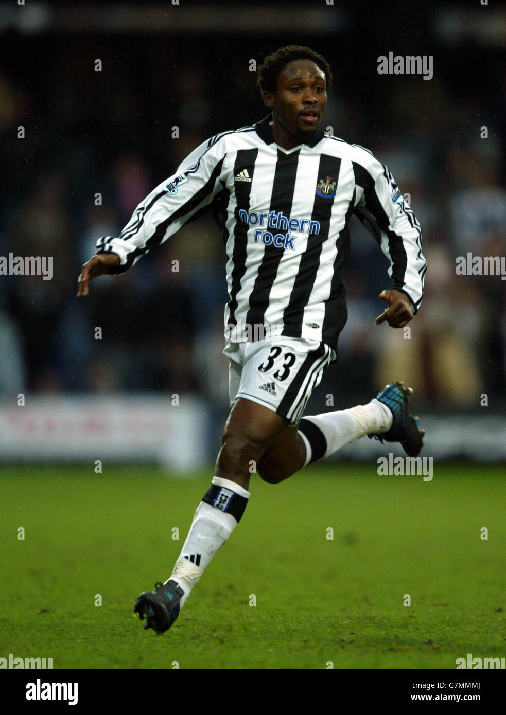 Soccer - FA Cup - Third Round - Yeading v Newcastle United - Stock Image