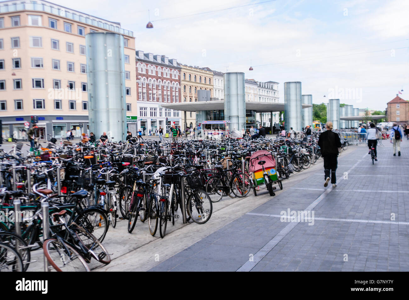how to pay for parking in copenhagen