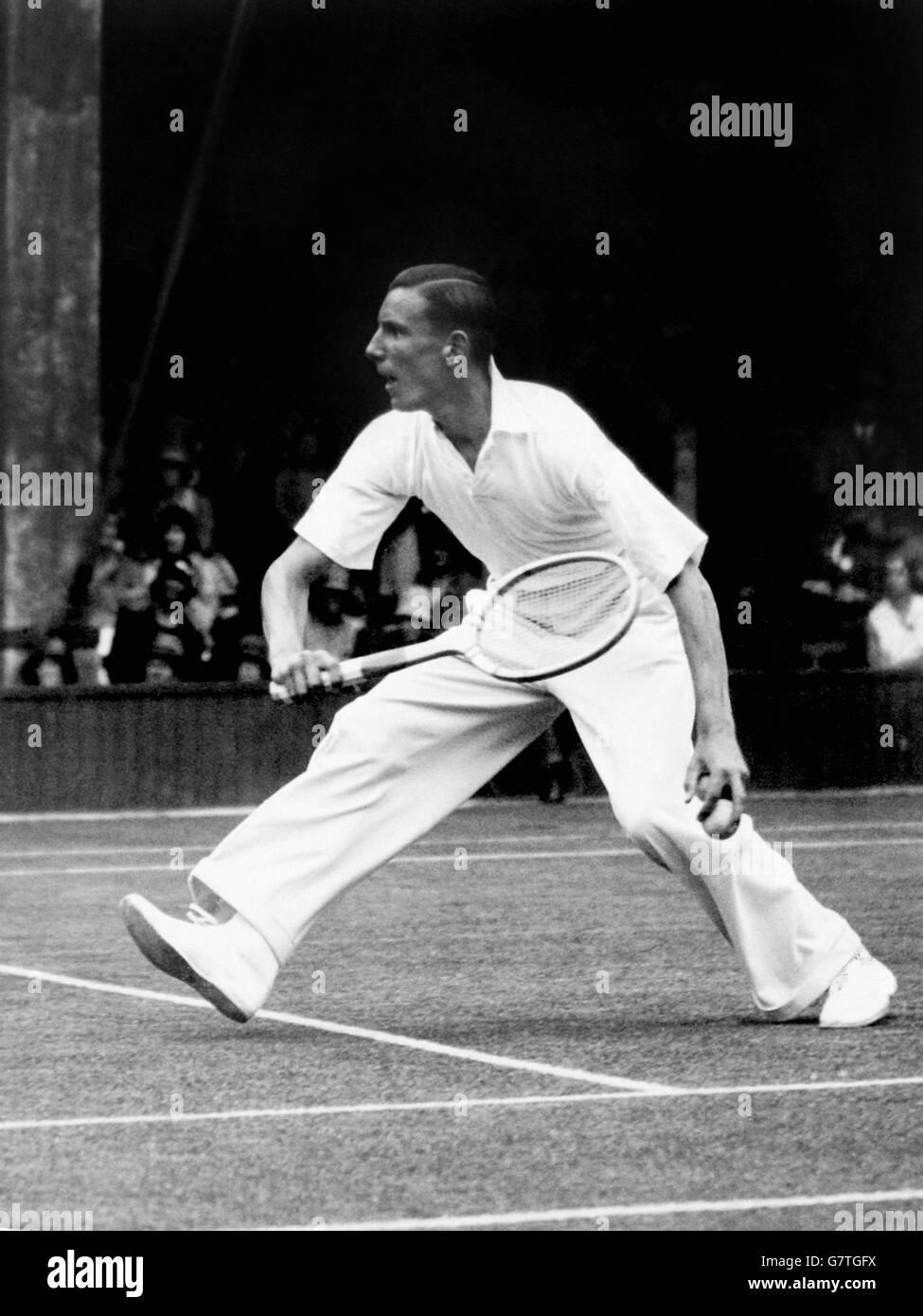 Tennis - Wimbledon Championships - Stock Image