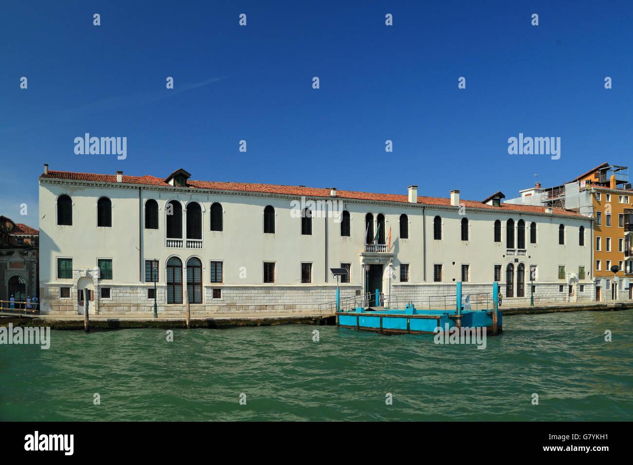 Accademia di Belle Arti di Venezia - Stock Image