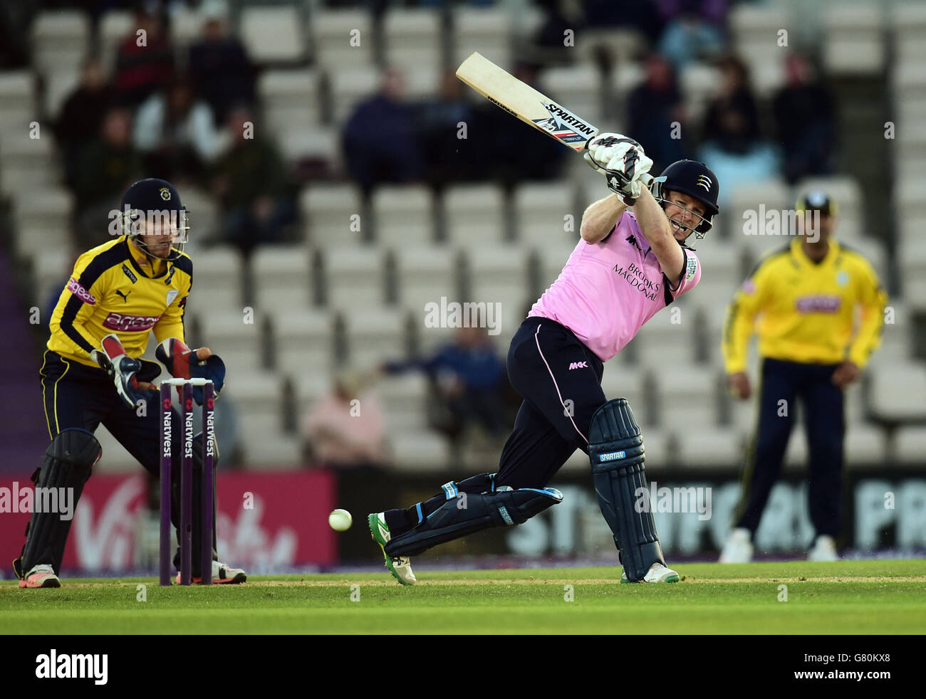 Cricket - Natwest T20 Blast - Hampshire v Middlesex - The Ageas Bowl