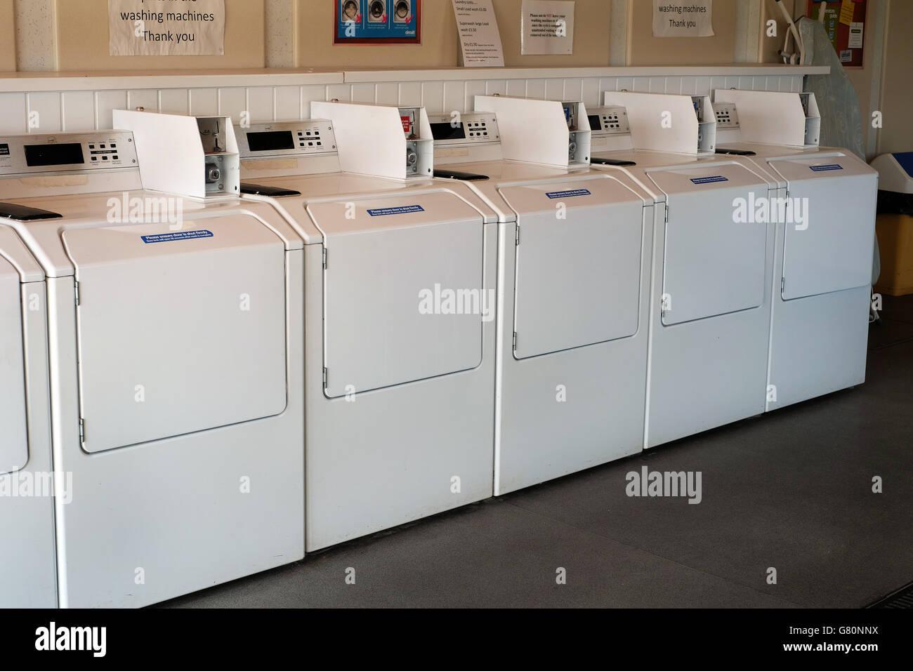 Washing Machines Stock Photos & Washing Machines Stock
