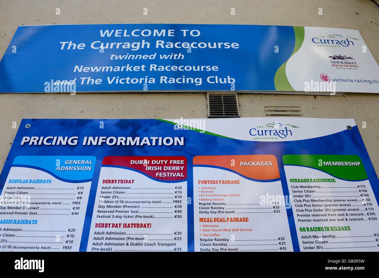 Dublin to Curragh Racecourse - 7 ways to travel via train, taxi