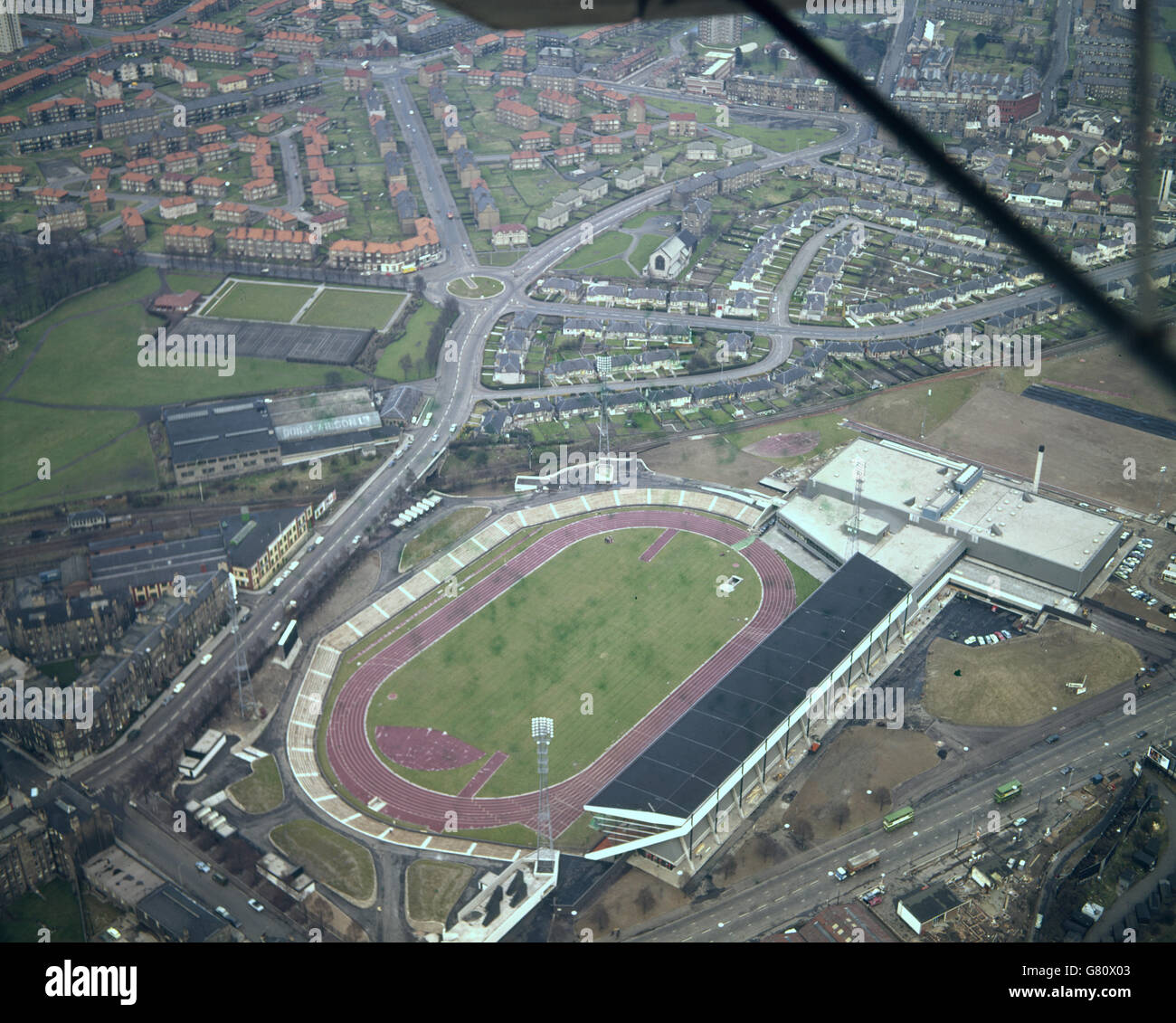 Meadowbank sports centre