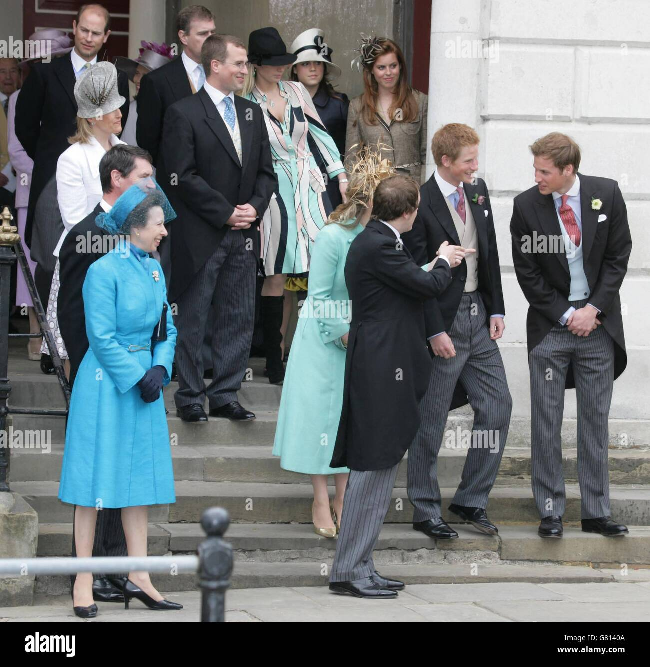 Royal Wedding - Marriage of Prince Charles and Camilla Parker Bowles ...