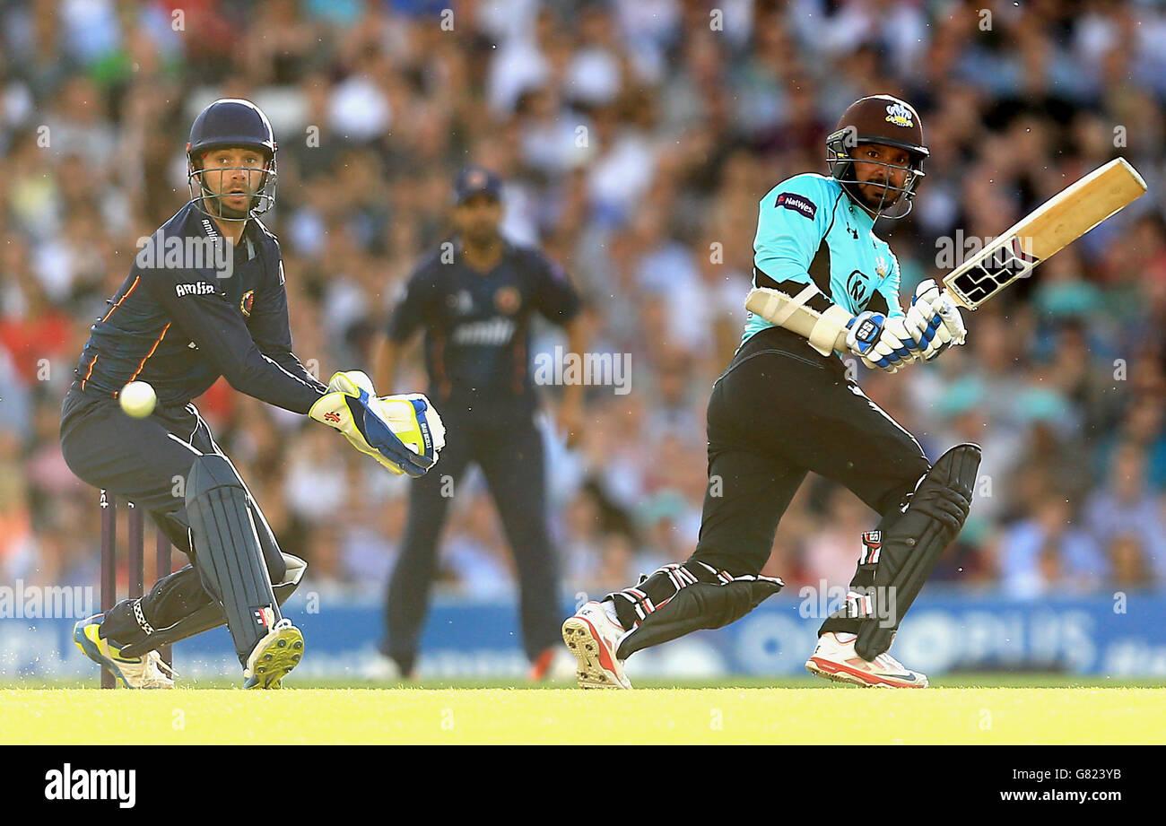 Cricket - NatWest t20 Blast - Southern Division - Surrey v Essex