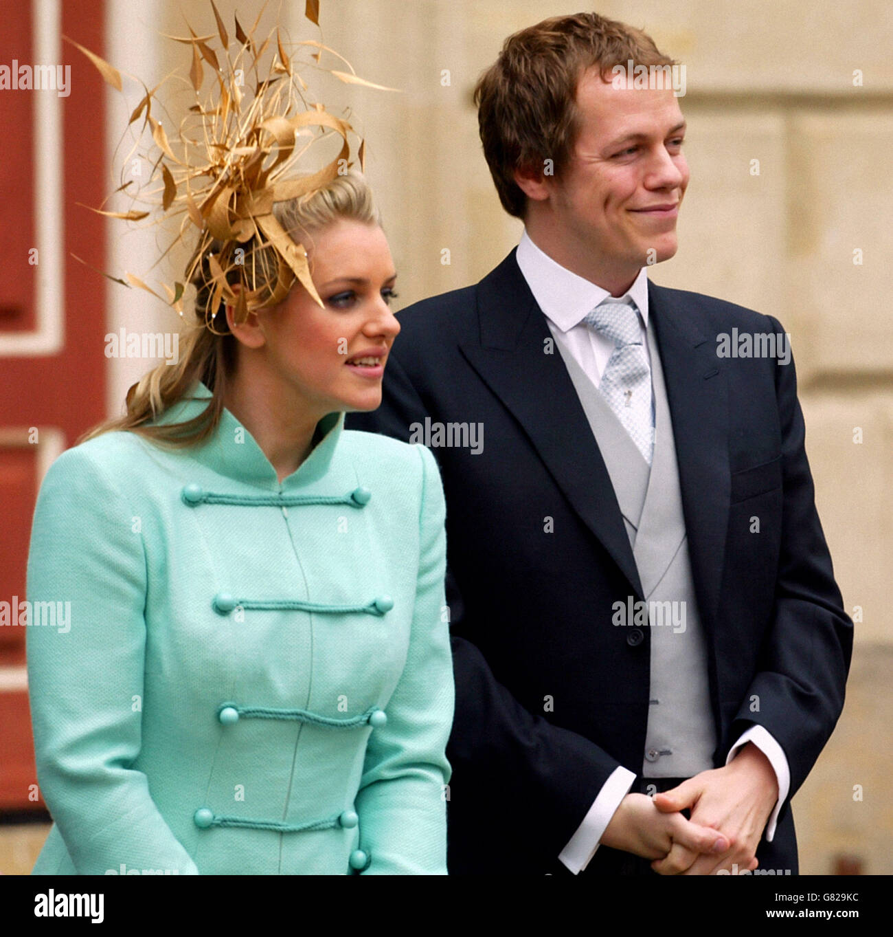 Royal Wedding - Marriage of Prince Charles and Camilla Parker Bowles ...