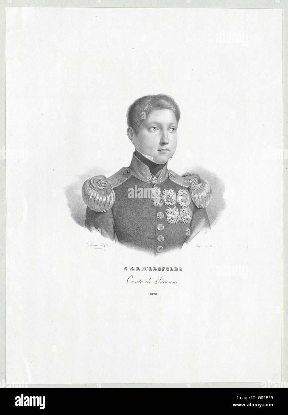 Leopold, Prince of Salerno