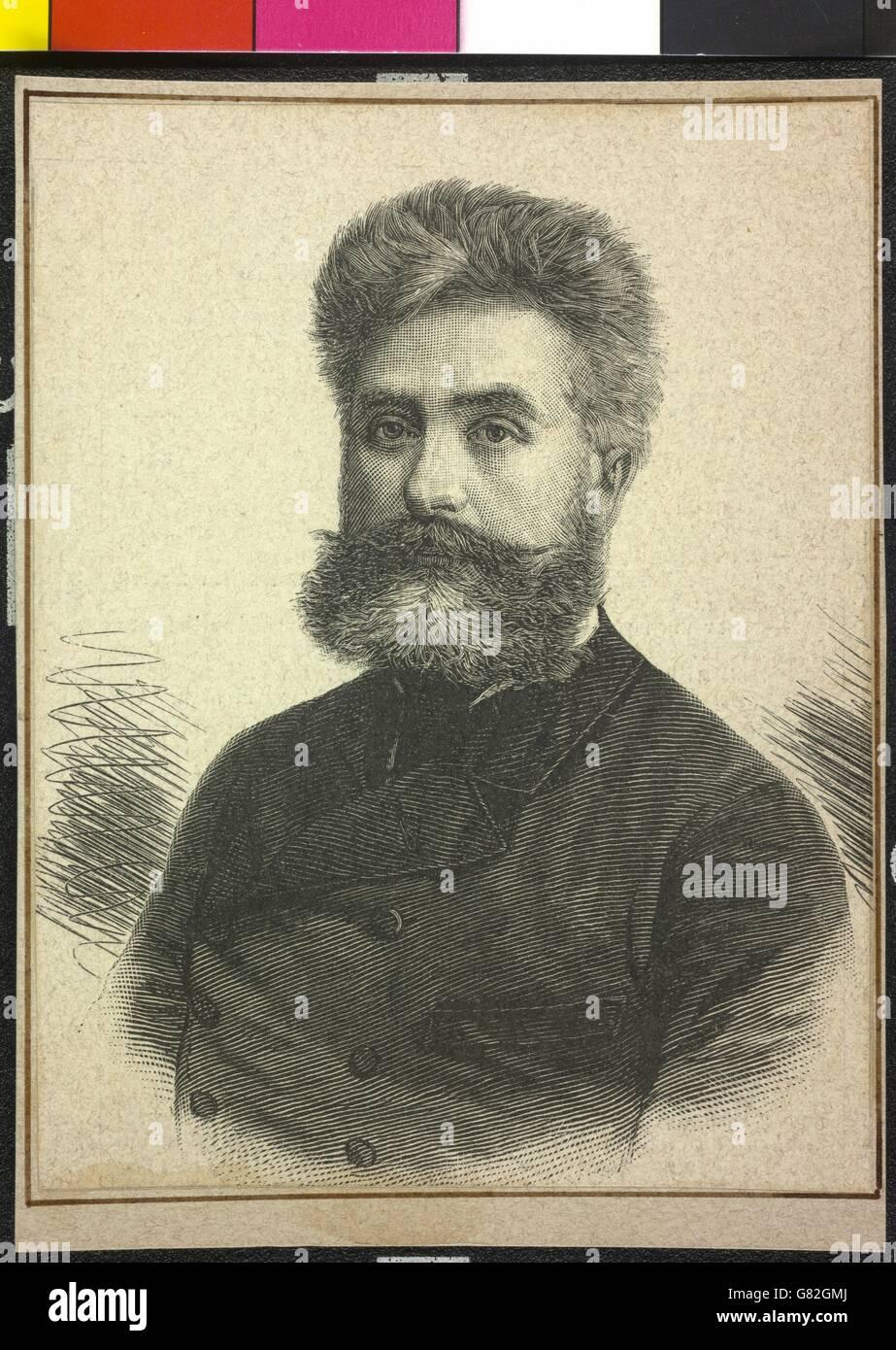 Nordau, Max - Stock Image