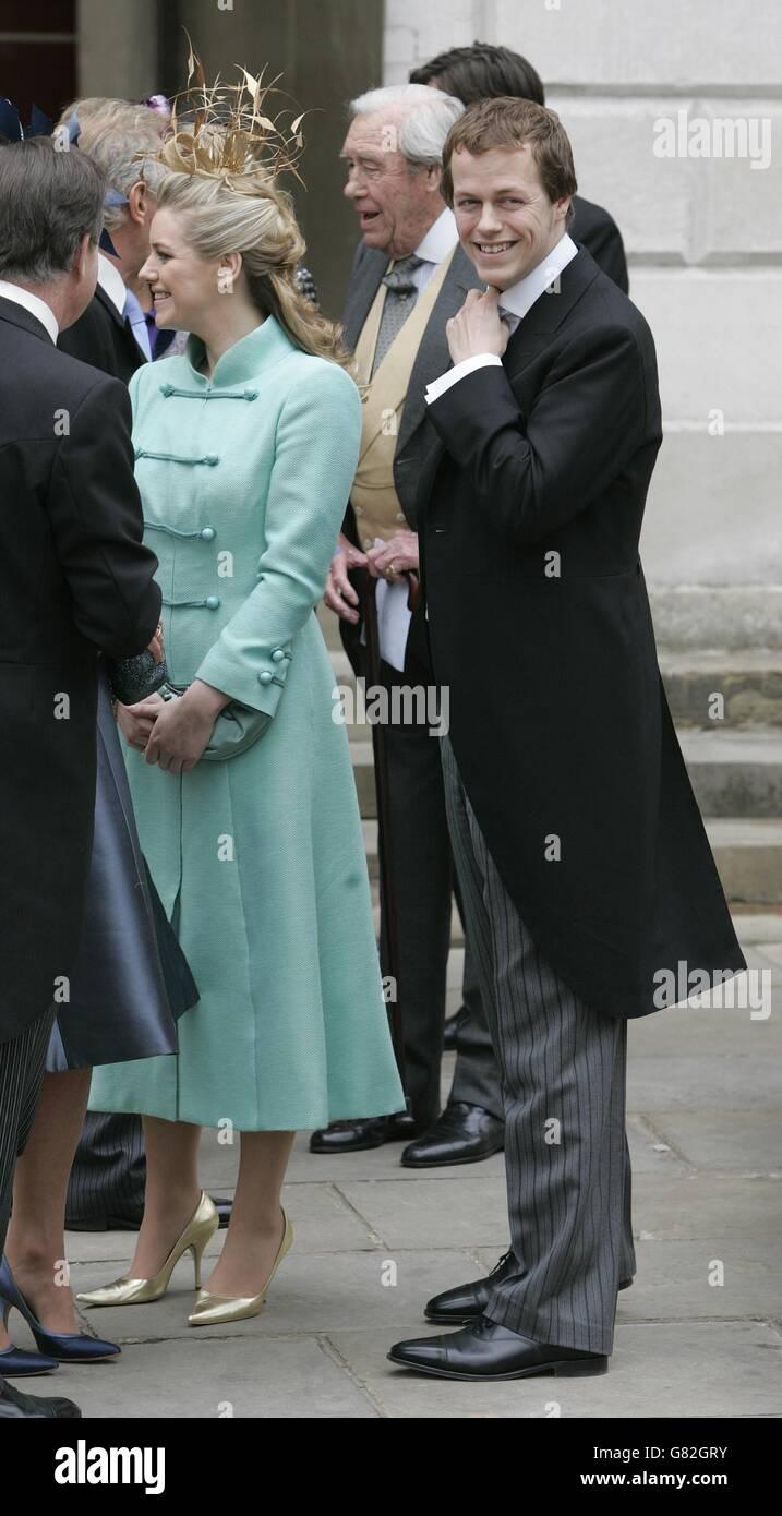 Full Length Morning Suit Smiling Charles Stock Photos & Full Length ...