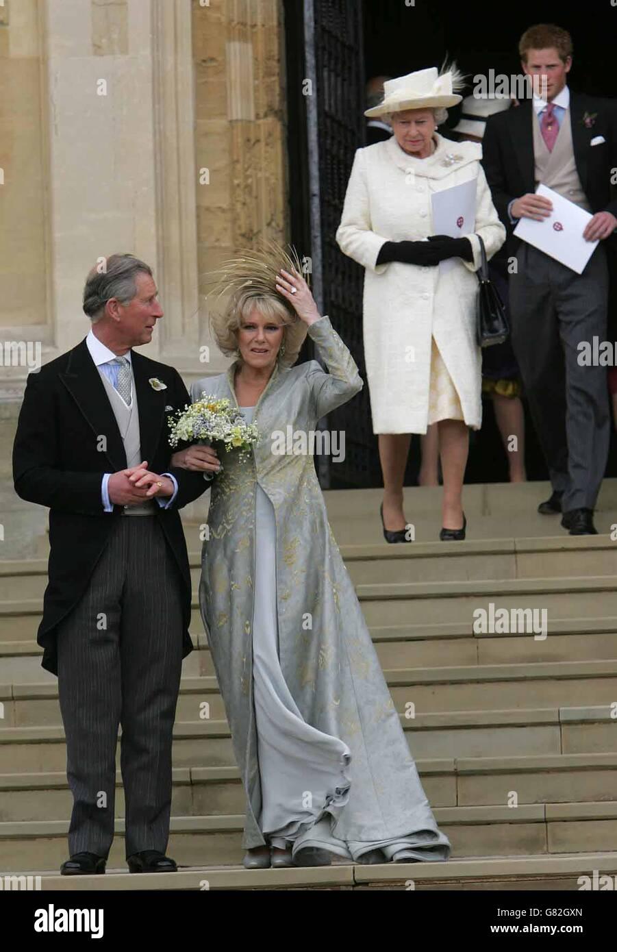 Prince Charles Wedding Cake