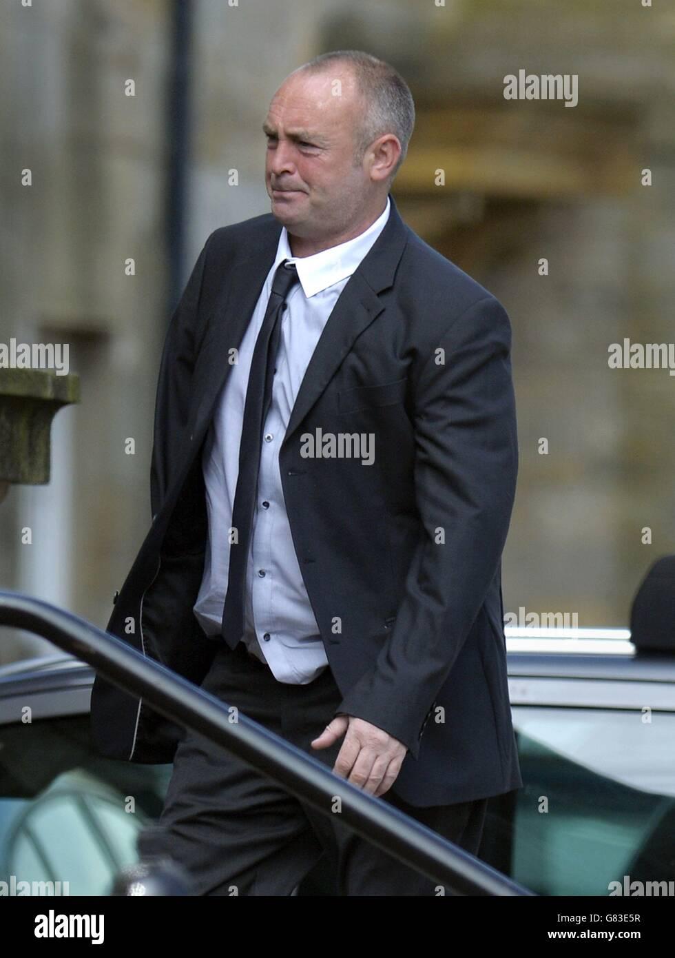 Stephen Potts court case - Stock Image