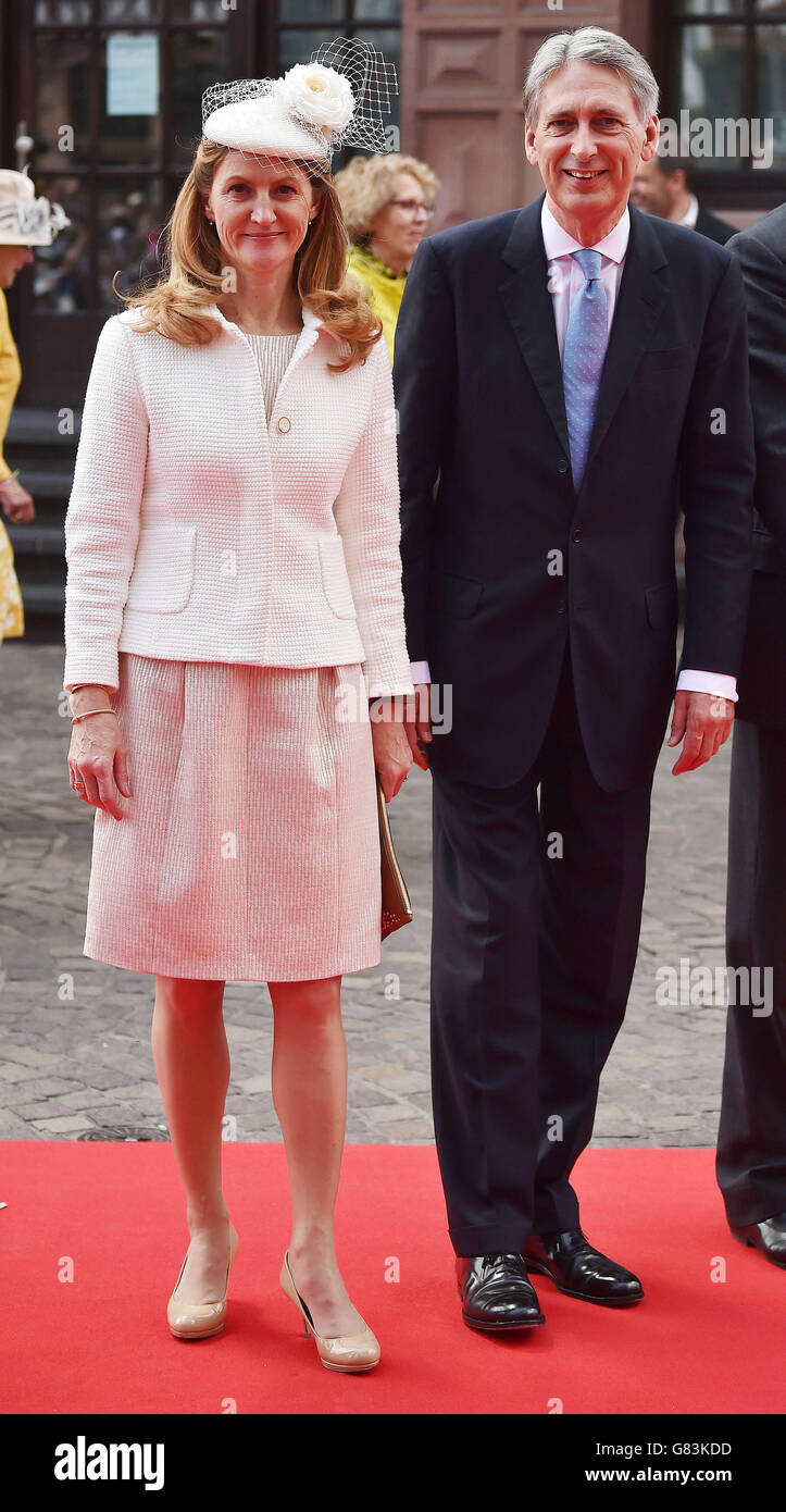 State visit to Germany - Day 2 - Stock Image
