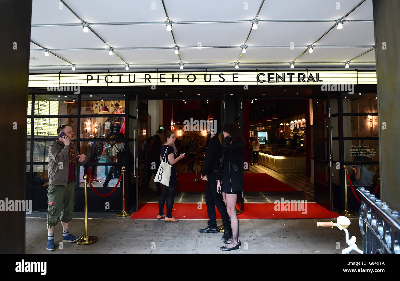 The Picturehouse Central - Stock Image