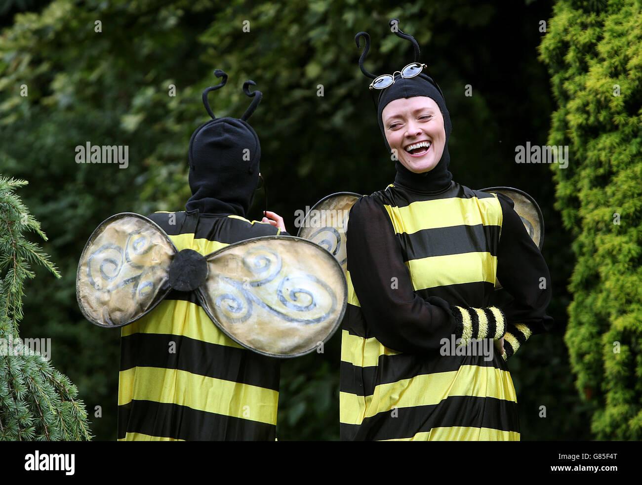Dublin Theatre Festival 2015 programme launch - Stock Image