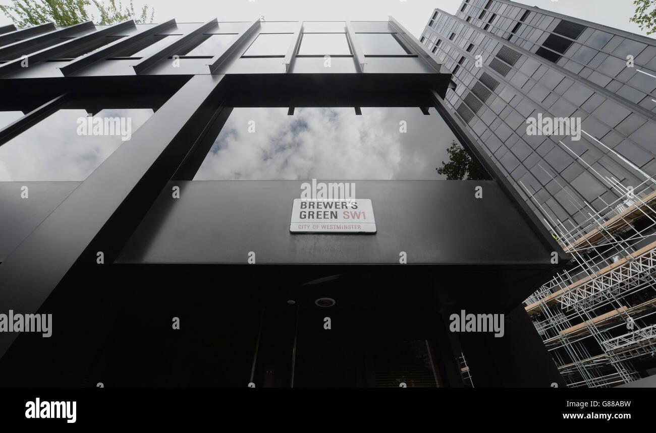 Labour Party headquarters - London - Stock Image