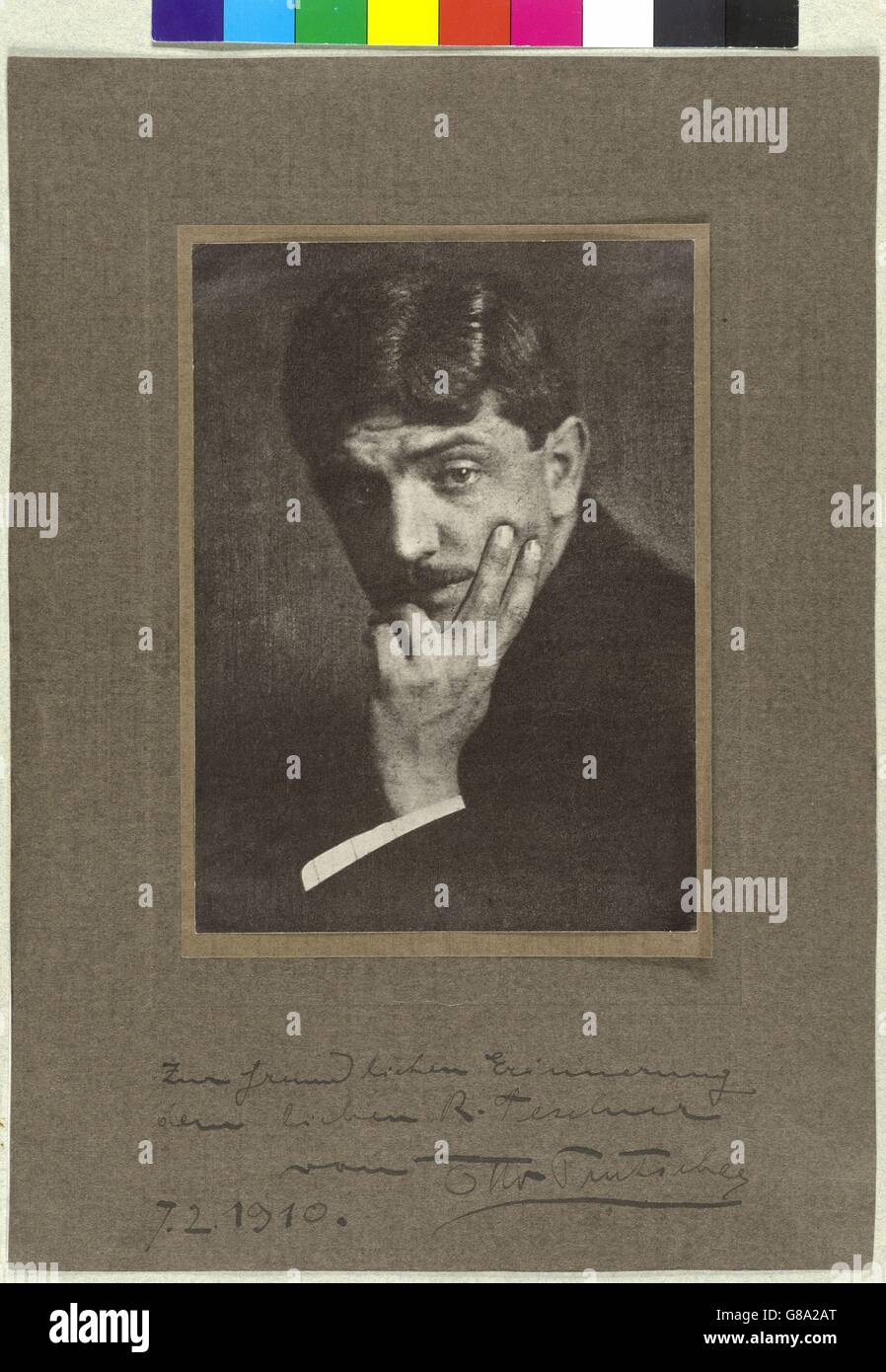 Prutscher, Otto - Stock Image