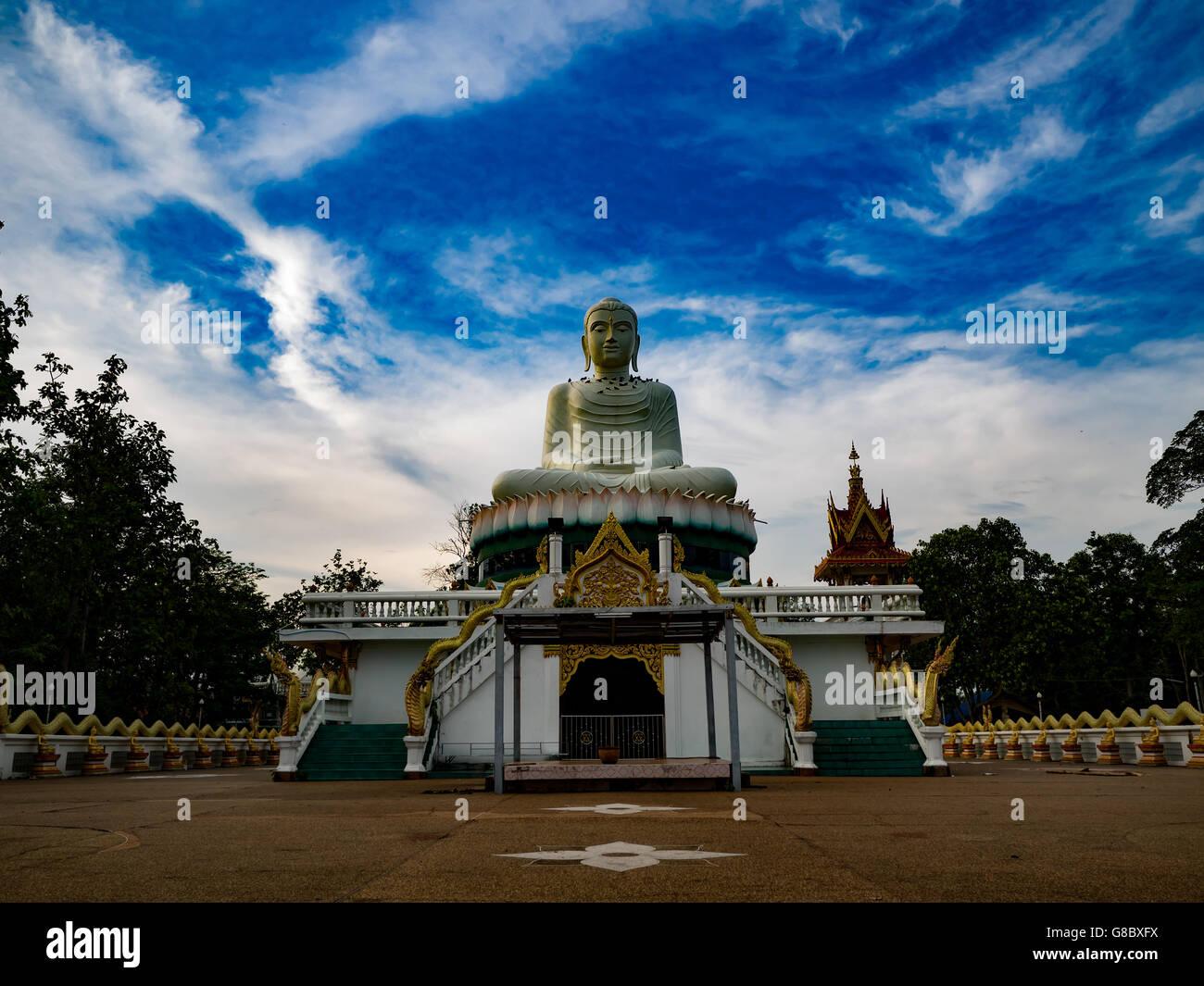 Buddhist,temple,monasteries,Buddhism,sanctuary,Cathedrals,thai - Stock Image