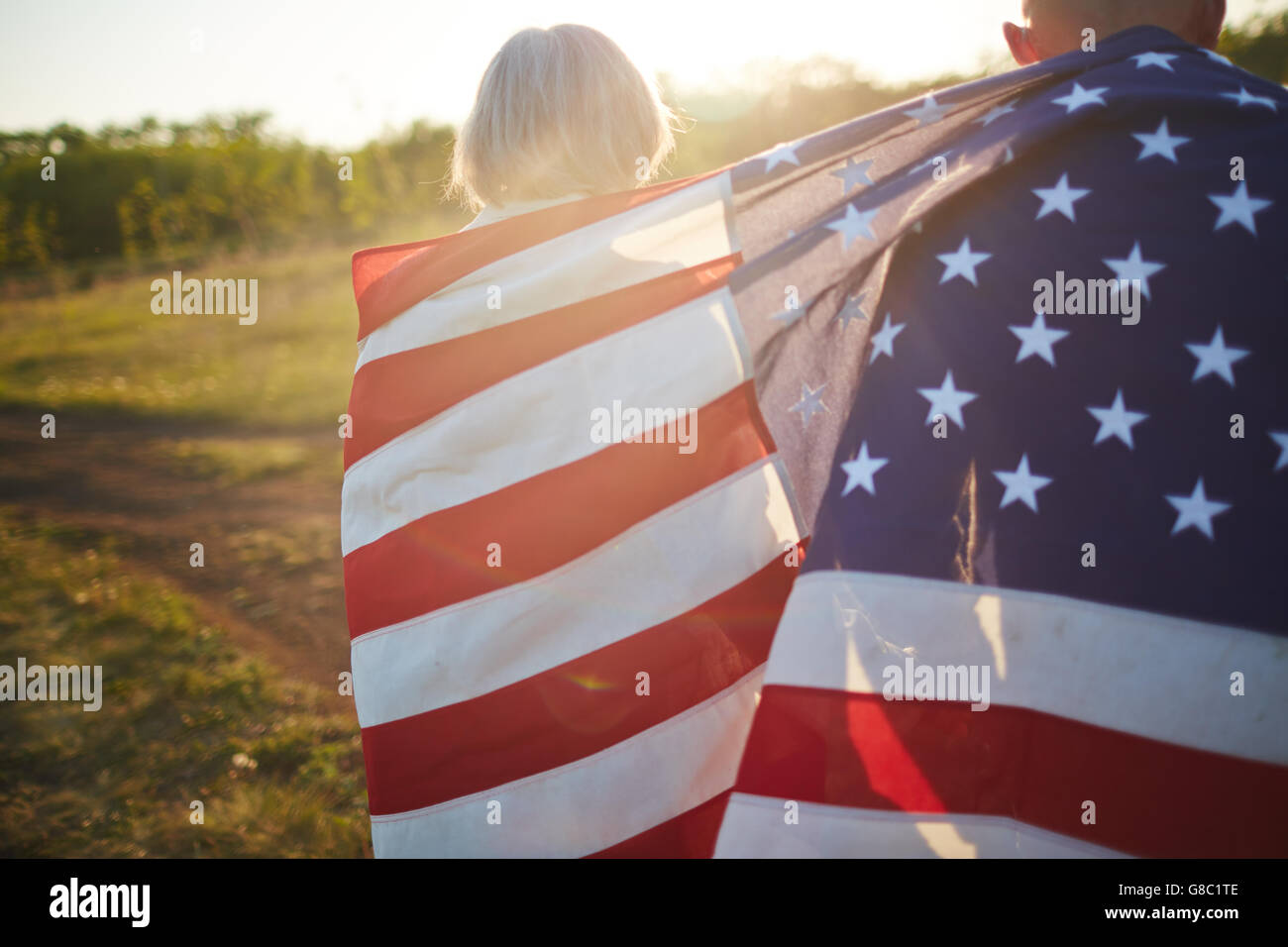 National holiday - Stock Image