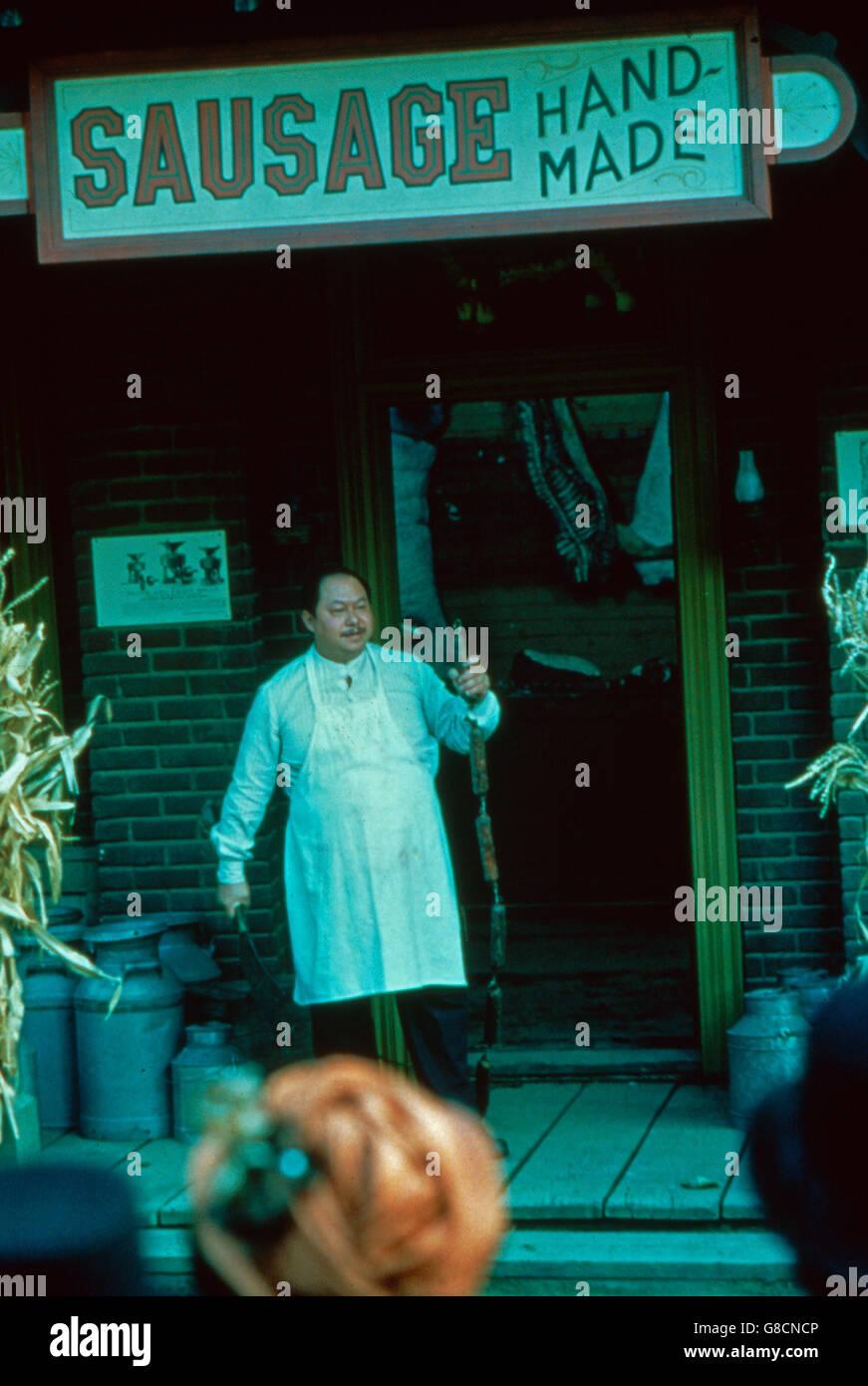 The Ransom Of Red Chief, aka: Die Entführung von Häuptling Rothaut, Fernsehfilm, USA 1998, Regie: Bob Clark, Szenenfoto Stock Photo