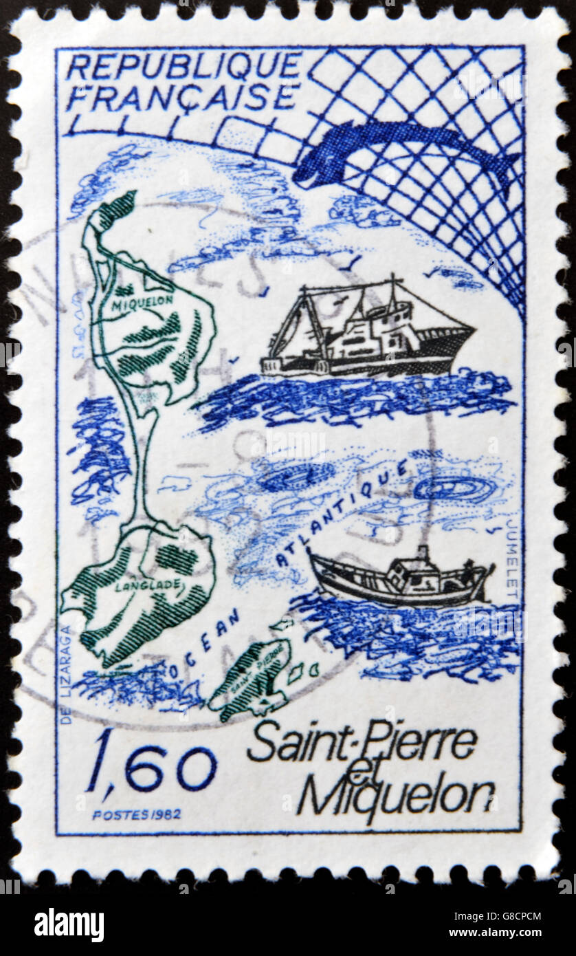 French Postage Stamp Stock Photos & French Postage Stamp