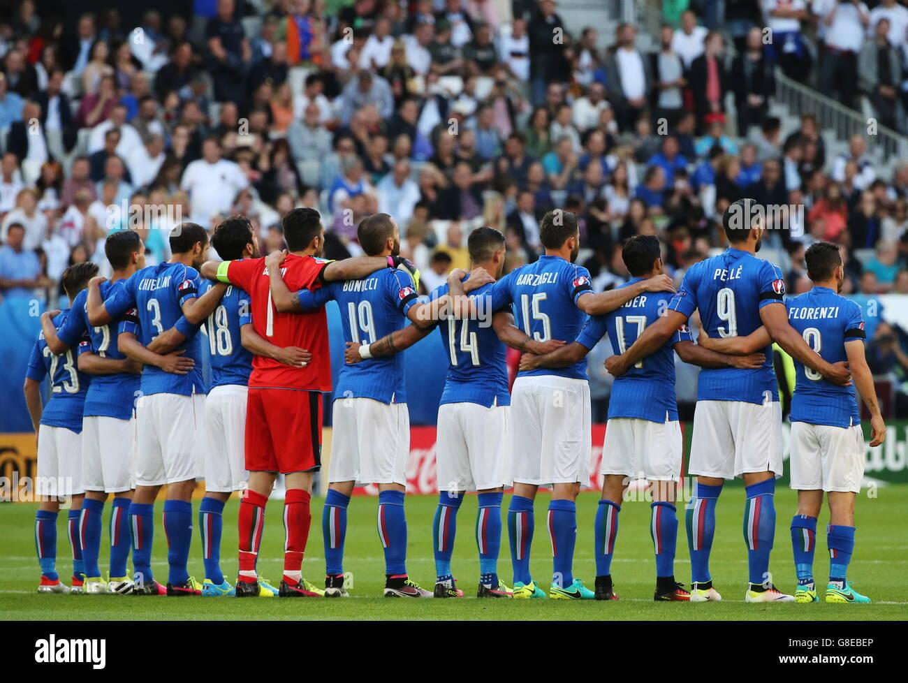 2a3aefad8d0 Italian National Football Team Stock Photos & Italian National ...
