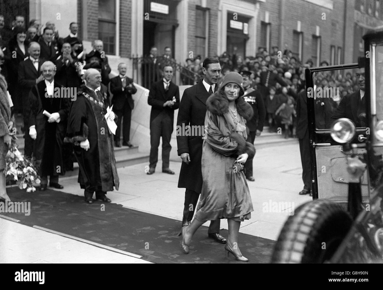 Duchess of York - Bethnal Green, London - Stock Image