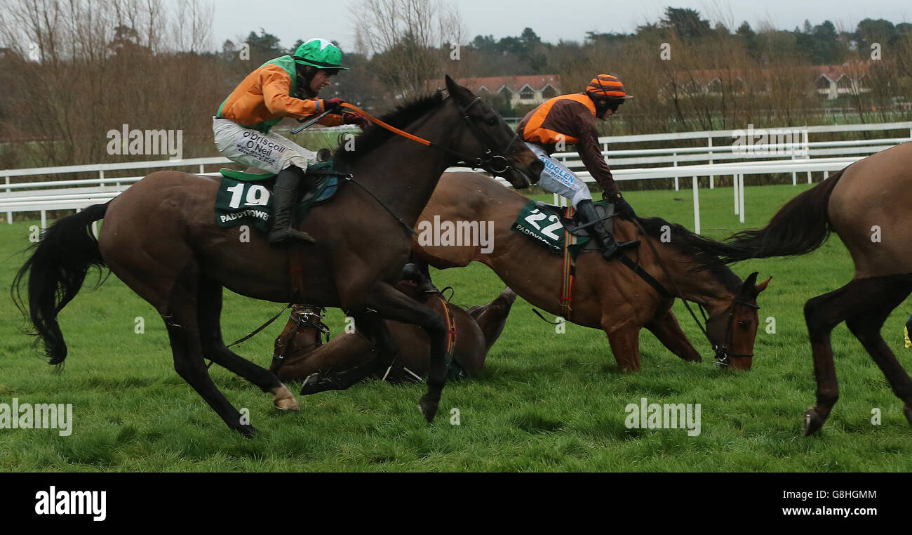 Leopardstown Races - Christmas Festival - Day Two - Stock Image
