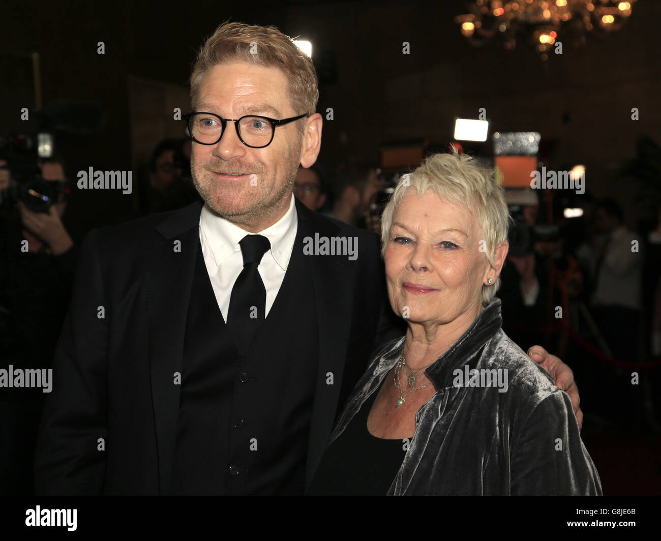 36th London Critics Circle Film Awards - London Stock Photo