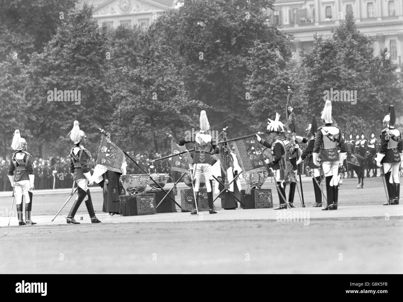 Household Cavalry Black And White Stock Photos Amp Images