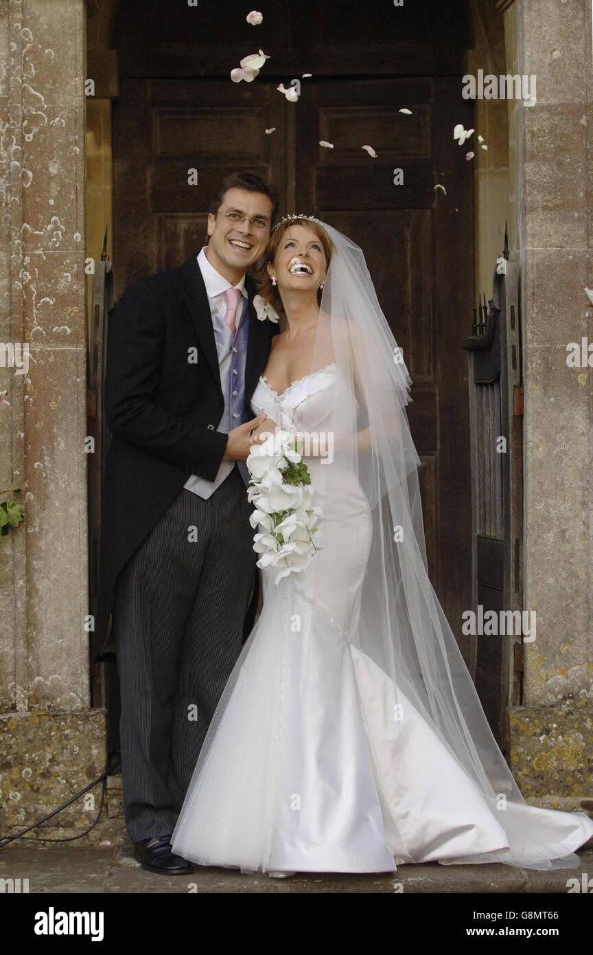Celebrity Wedding Stock Photos & Celebrity Wedding Stock Images - Alamy