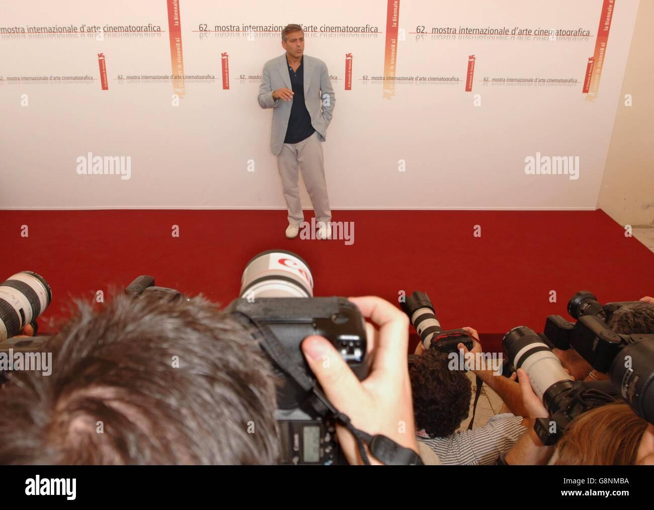 62nd Venice Film Festival - Stock Image