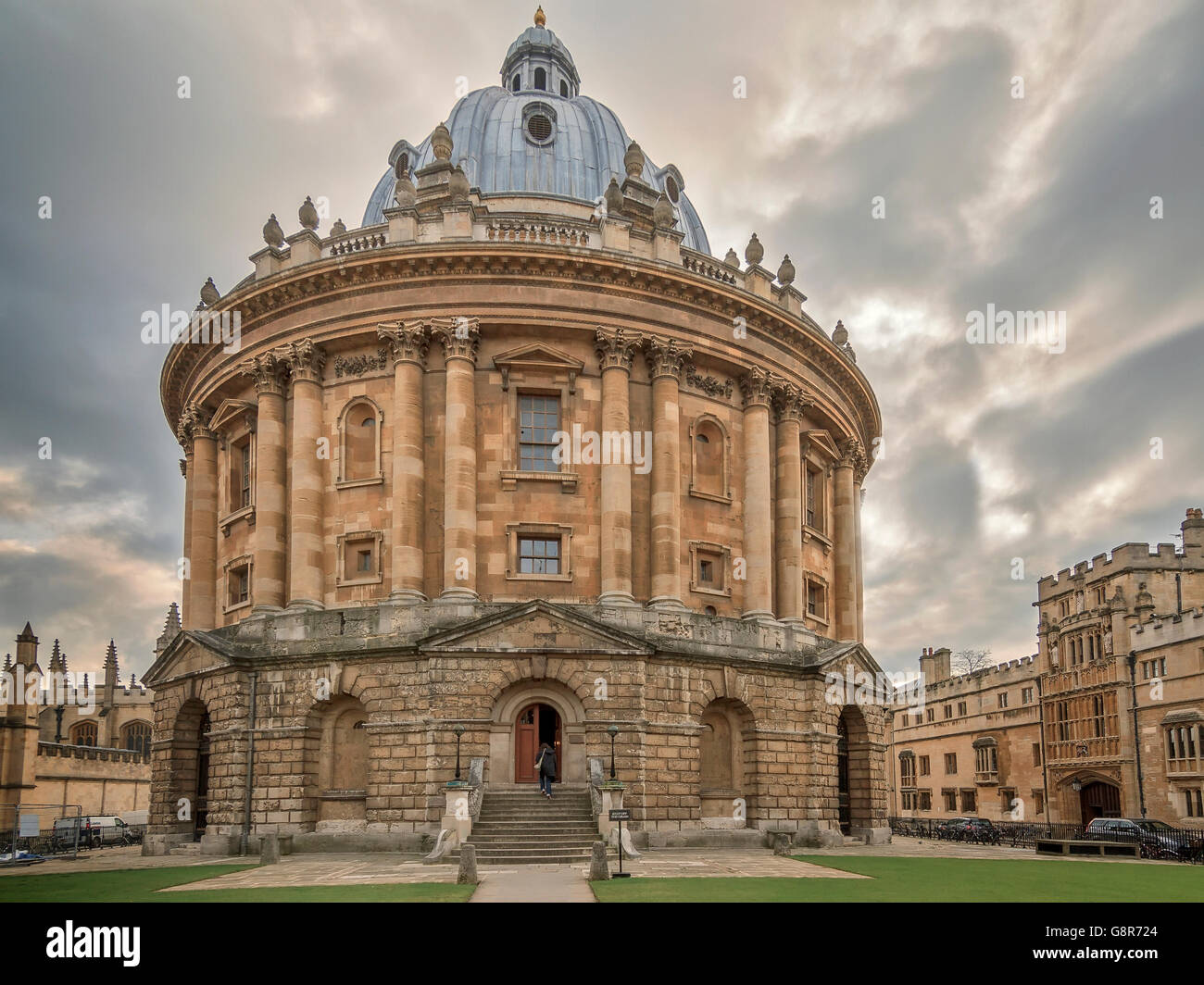 Radcliffe Camera Oxford UK - Stock Image